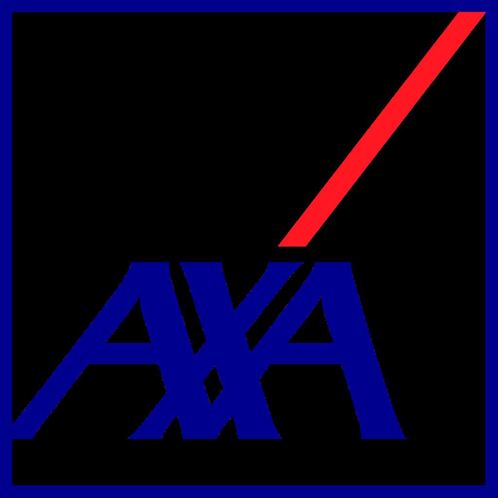 Logo AXA agence Hermier